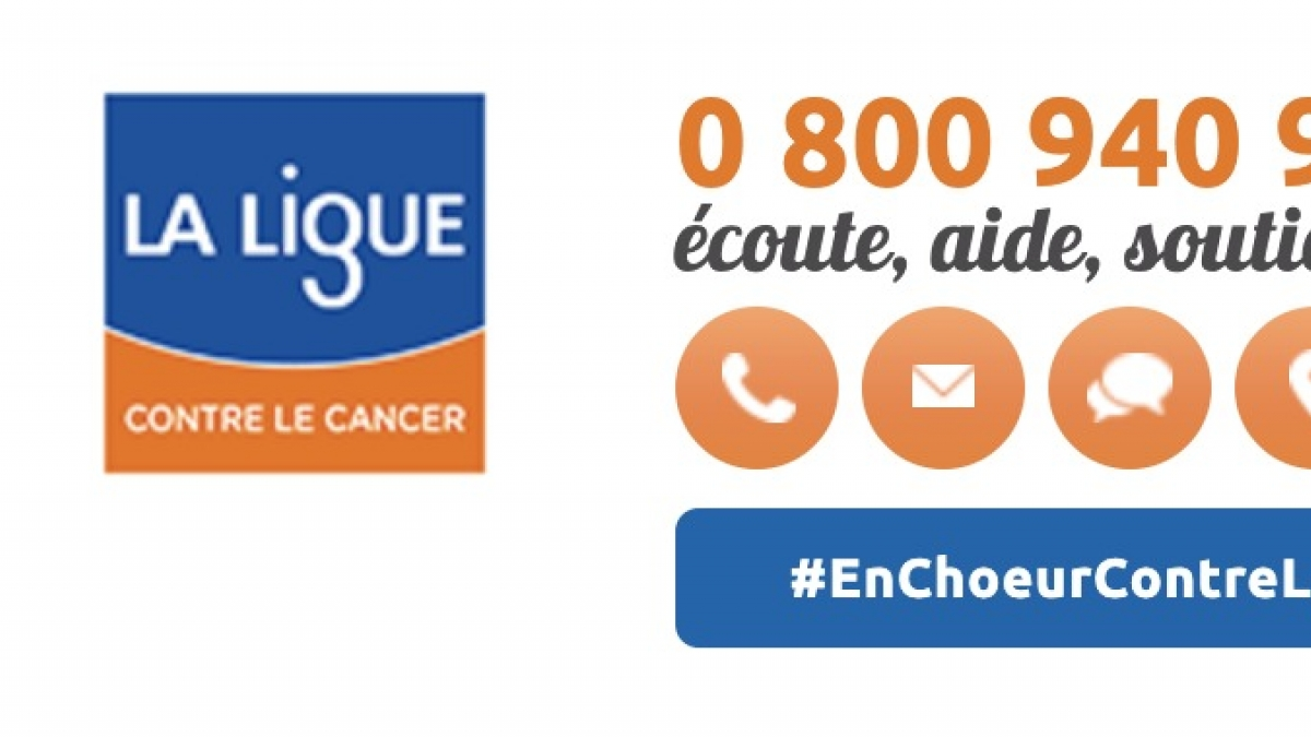 MESSAGE DE LA LIGUE CONTRE LE CANCER