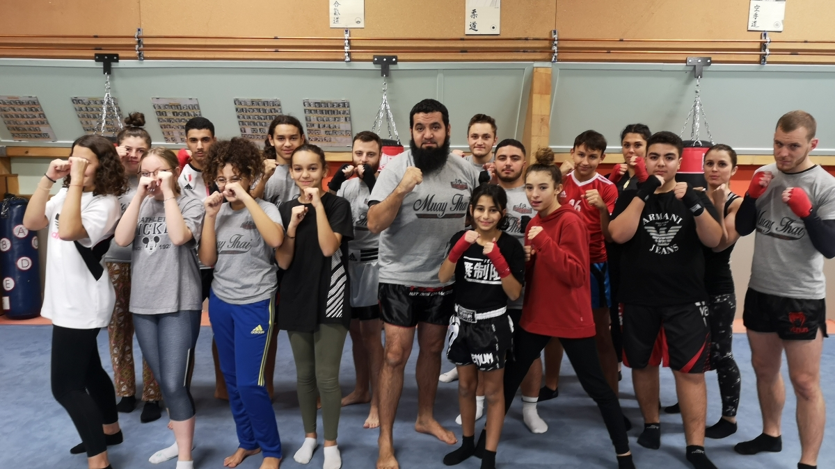 Visite au Selonfighting-Club